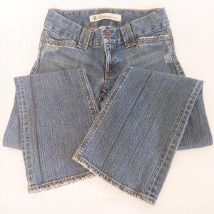 Gap Low Rise Bootcut Curvy Jeans Womens 4A